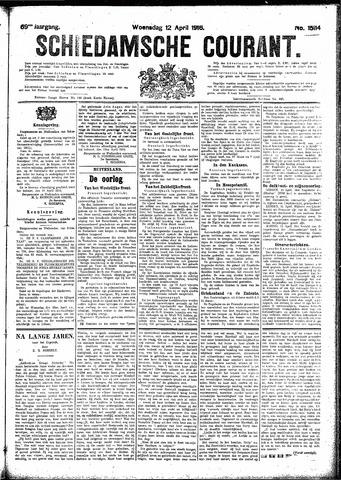 Schiedamsche Courant 1916-04-12