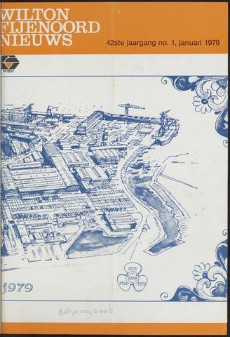 Wilton Fijenoord Nieuws 1979