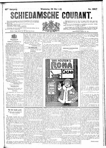Schiedamsche Courant 1912-05-29