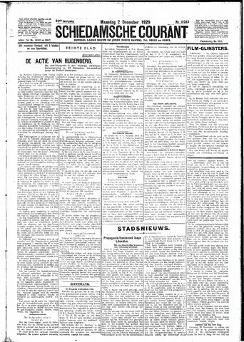Schiedamsche Courant 1929-12-02