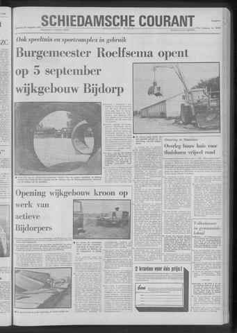 Rotterdamsch Nieuwsblad / Schiedamsche Courant / Rotterdams Dagblad / Waterweg / Algemeen Dagblad 1970-08-29
