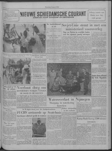 Nieuwe Schiedamsche Courant 1958-03-03