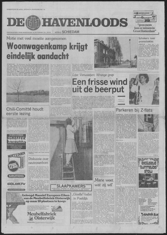 De Havenloods 1978-04-20