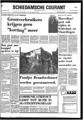 Rotterdamsch Nieuwsblad / Schiedamsche Courant / Rotterdams Dagblad / Waterweg / Algemeen Dagblad 1974-10-22