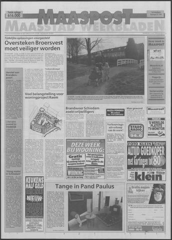 Maaspost / Maasstad / Maasstad Pers 1999-03-17