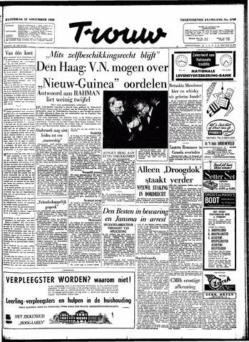 Trouw / De Rotterdammer 1960-11-26