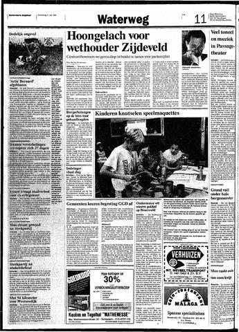 Rotterdamsch Nieuwsblad / Schiedamsche Courant / Rotterdams Dagblad / Waterweg / Algemeen Dagblad 1991-07-11