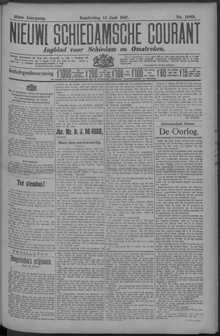 Nieuwe Schiedamsche Courant 1917-06-14