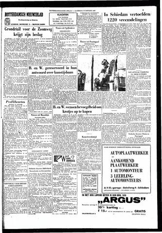 Rotterdamsch Nieuwsblad / Schiedamsche Courant / Rotterdams Dagblad / Waterweg / Algemeen Dagblad 1966-01-22