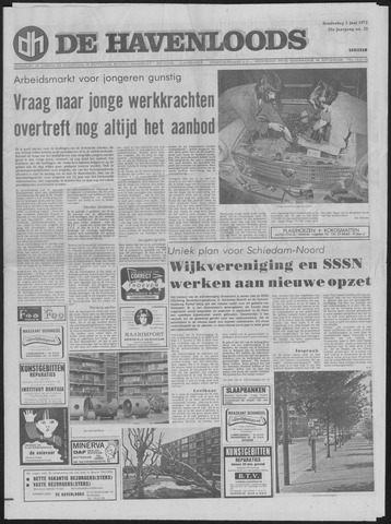 De Havenloods 1972-06-01