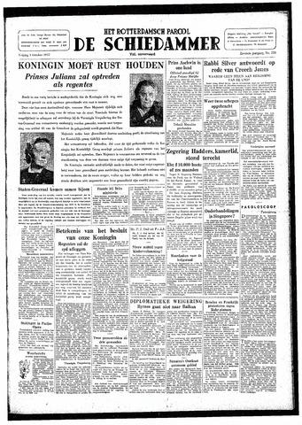 Rotterdamsch Parool / De Schiedammer 1947-10-03