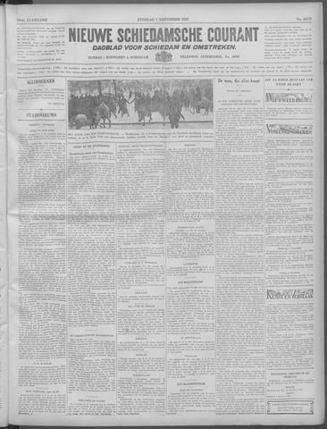 Nieuwe Schiedamsche Courant 1932-11-01