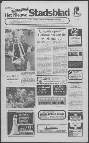 Het Nieuwe Stadsblad 1974-05-01