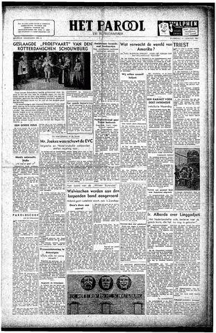 Rotterdamsch Parool / De Schiedammer 1947-01-11