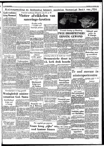 Trouw / De Rotterdammer 1966-01-24