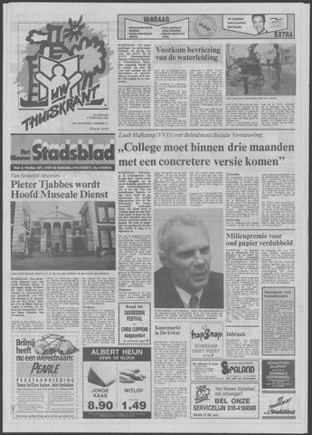 Het Nieuwe Stadsblad 1991-02-06