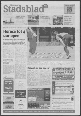 Het Nieuwe Stadsblad 2013-07-03