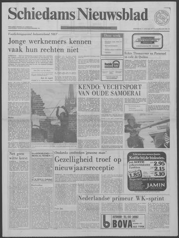 Schiedams Nieuwsblad 1977
