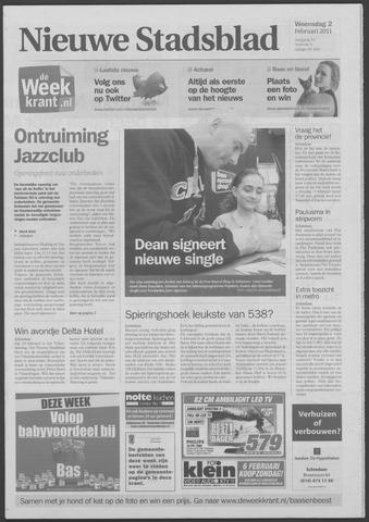 Het Nieuwe Stadsblad 2011-02-02