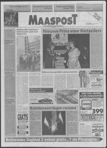 Maaspost / Maasstad / Maasstad Pers 1994-11-10