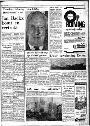 Trouw / De Rotterdammer 1967-01-23