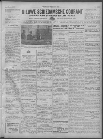 Nieuwe Schiedamsche Courant 1932-02-12