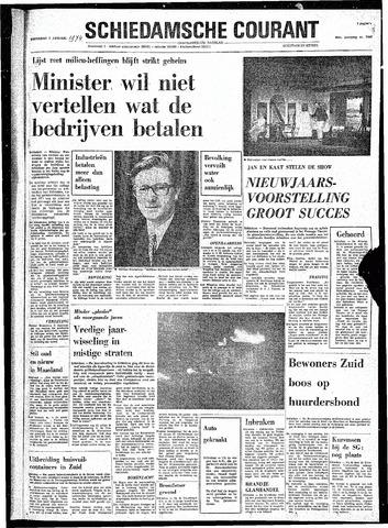Rotterdamsch Nieuwsblad / Schiedamsche Courant / Rotterdams Dagblad / Waterweg / Algemeen Dagblad 1974-01-02
