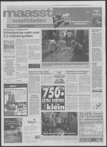 Maaspost / Maasstad / Maasstad Pers 2001-09-26