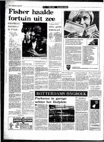 Rotterdamsch Parool / De Schiedammer 1968-10-17