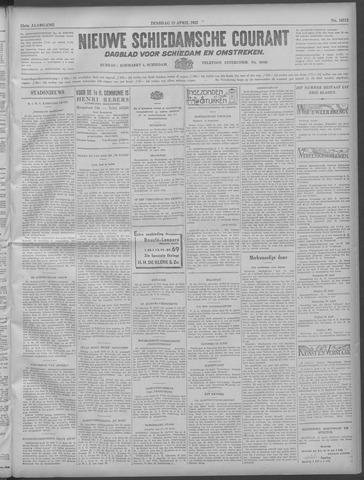 Nieuwe Schiedamsche Courant 1932-04-19