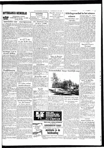 Rotterdamsch Nieuwsblad / Schiedamsche Courant / Rotterdams Dagblad / Waterweg / Algemeen Dagblad 1965-07-31