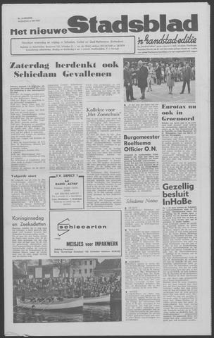 Het Nieuwe Stadsblad 1968-05-01