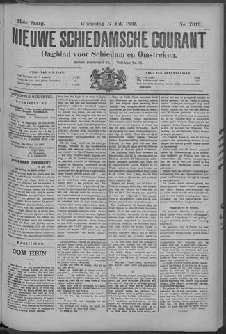 Nieuwe Schiedamsche Courant 1901-07-17