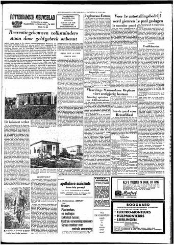 Rotterdamsch Nieuwsblad / Schiedamsche Courant / Rotterdams Dagblad / Waterweg / Algemeen Dagblad 1964-06-06