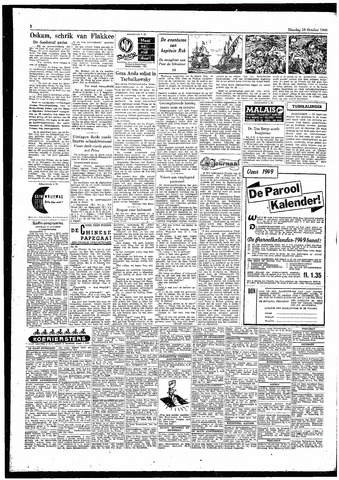 Rotterdamsch Parool De Schiedammer | 19 oktober 1948