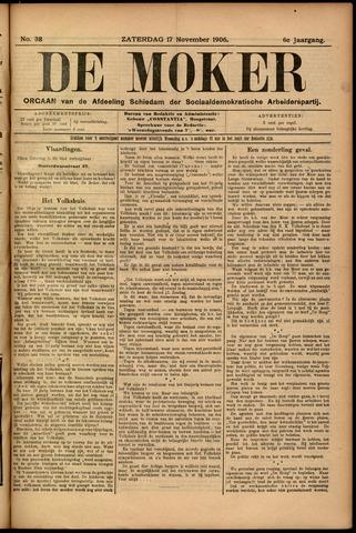 De Moker 1906-11-17