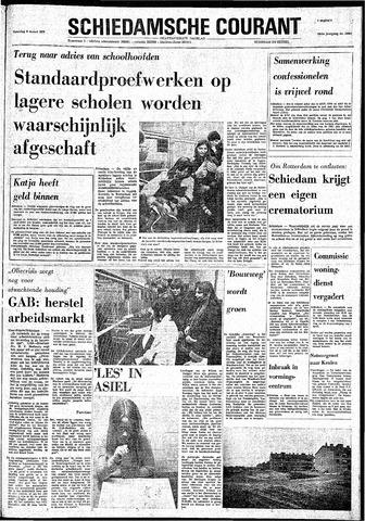 Rotterdamsch Nieuwsblad / Schiedamsche Courant / Rotterdams Dagblad / Waterweg / Algemeen Dagblad 1974-03-09