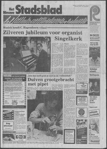 Het Nieuwe Stadsblad 1984-11-02