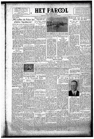 Rotterdamsch Parool / De Schiedammer 1946-02-16