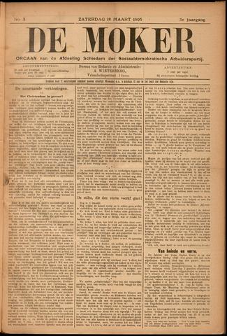De Moker 1905-03-18