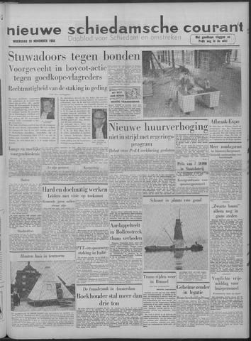 Nieuwe Schiedamsche Courant 1958-11-26