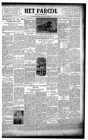 Rotterdamsch Parool / De Schiedammer 1946-01-14