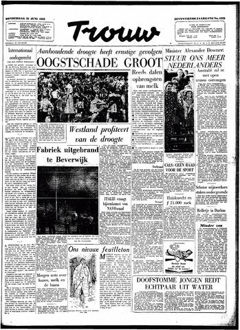 Trouw / De Rotterdammer 1959-06-25
