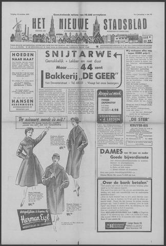 Het Nieuwe Stadsblad 1956-10-12