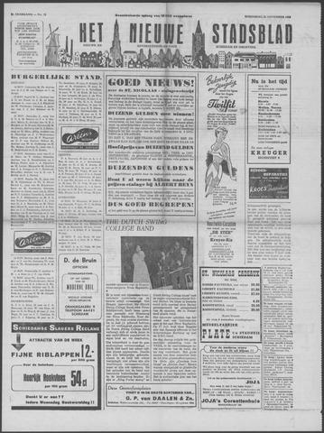 Het Nieuwe Stadsblad 1953-11-25