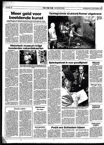 Het Vrije volk 1988-09-21