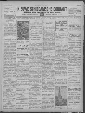 Nieuwe Schiedamsche Courant 1933-05-04