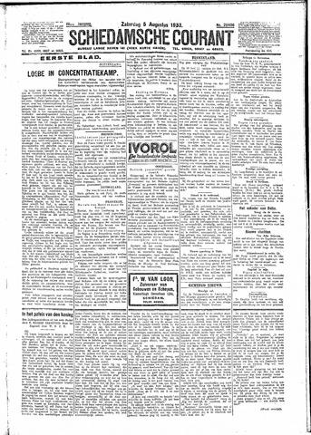 Schiedamsche Courant 1933-08-05
