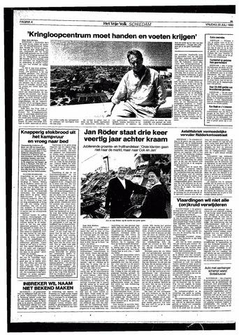 Het Vrije volk 1990-07-20
