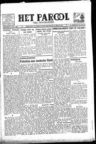Rotterdamsch Parool / De Schiedammer 1945-07-19